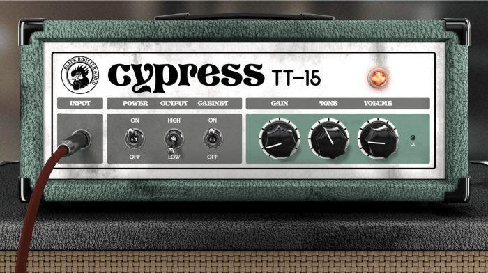 Black Rooster Audio Cypress TT 15