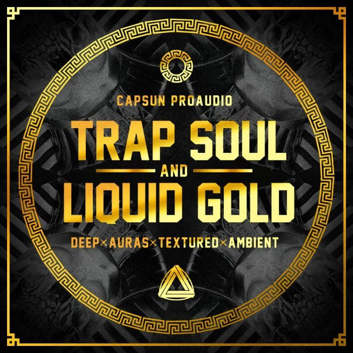 CAPSUN Proaudio - Trap Soul and Liquid Gold (WAV)