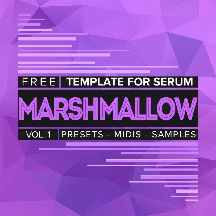 Derrek Marshmallow Template for Serum