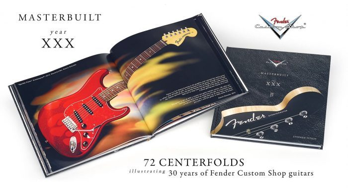 Fender Custom Shop at 30 Years by Stephen Pitkin