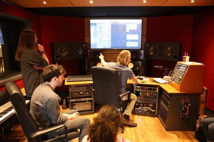 ICMP Tileyard Studios