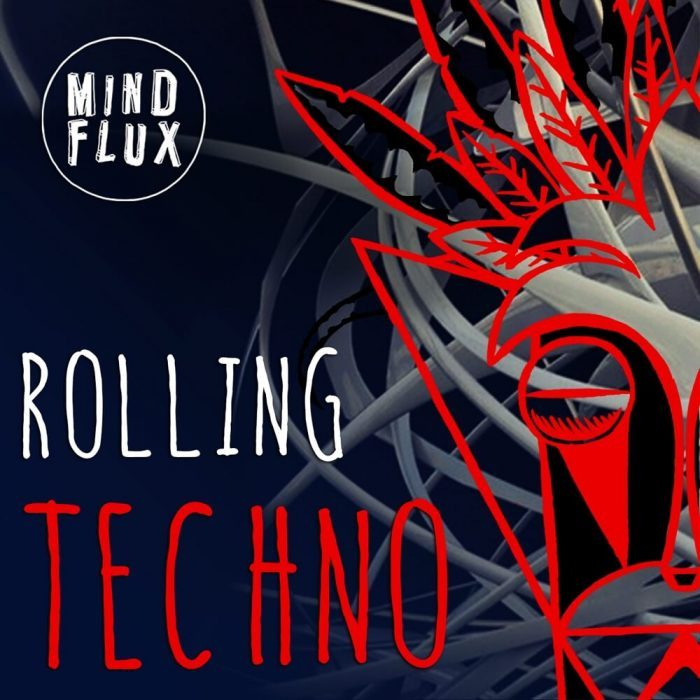 Mind Flux Rolling Techno