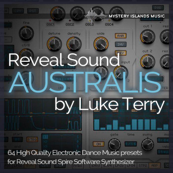Mystery Islands Luke Terry Australis for Spire