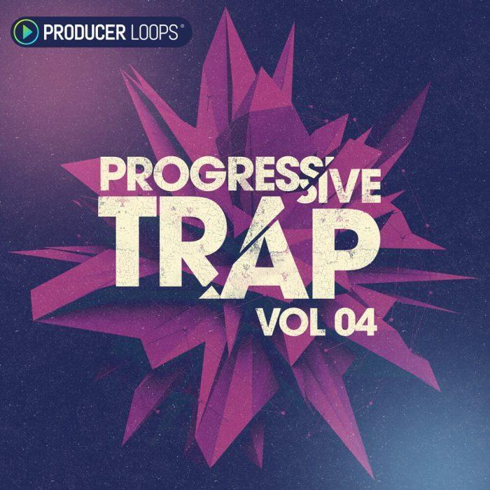 Producer Loops Progressive Trap Vol 4