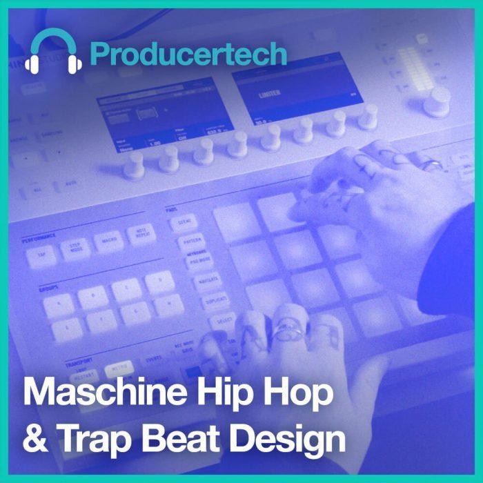 Producertech Maschine Hip Hop & Trap Beat Design by CAPSUN