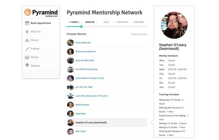Pyramind Mentorship Network