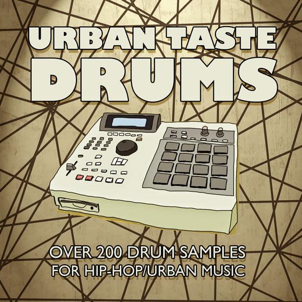 Red Sounds Urban Taste Drums