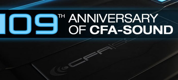Resonance Sound CFA Sound 9th anniversary