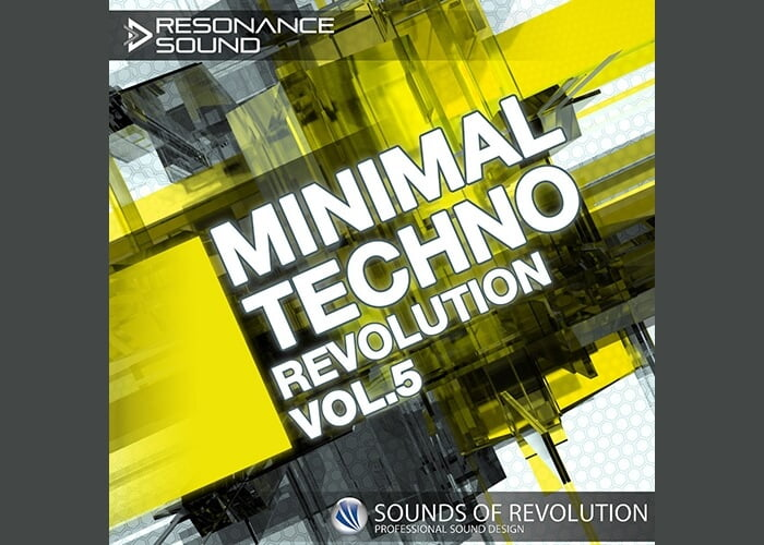 Resonance Sound SOR Minimal Techno Revolution Vol.5