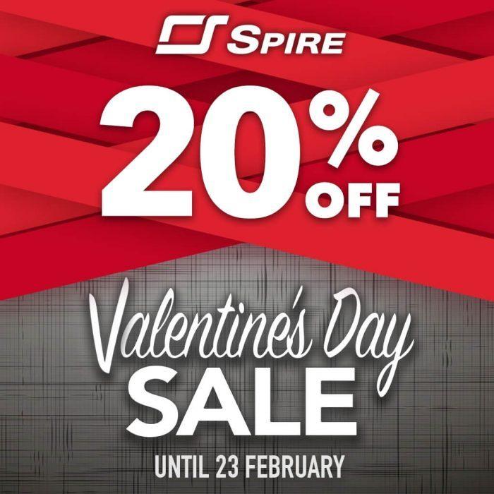Reveal Sound Valentine's Day Sale Spire