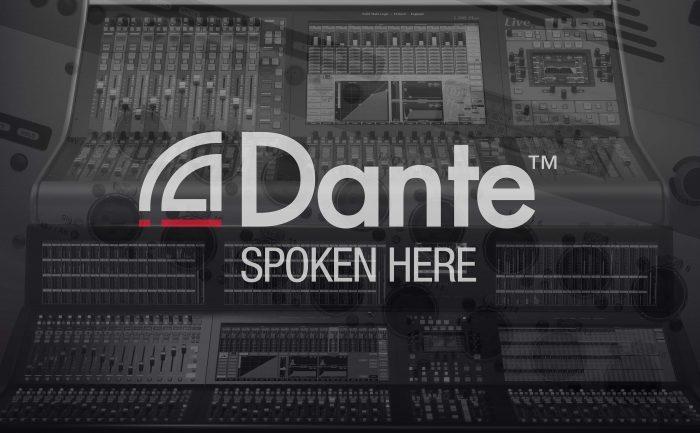 SSL Dante IO L500 SystemT