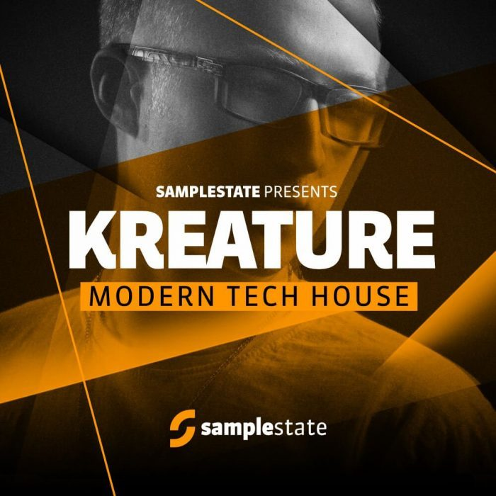 Samplestate Kreature Modern Tech House