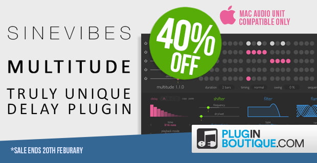 Sinevibes Multitude sale
