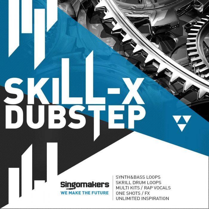 Singomakers releases Skill-X-Dubstep sample pack