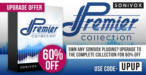 Sonivox Premier Collection Upgrade 60 off
