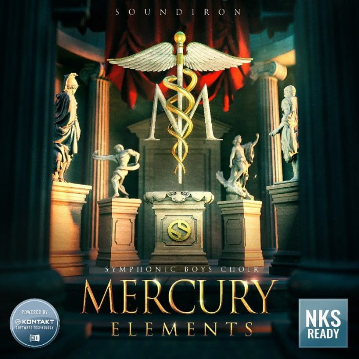 Soundiron Mercury Elements v1.5 NKS