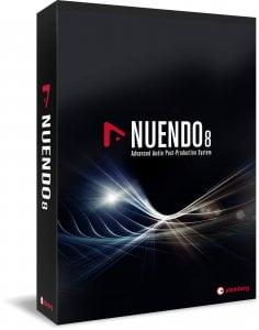Steinberg Nuendo 8