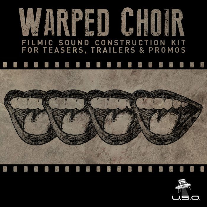 Unidentified Sound Object Warped Choir
