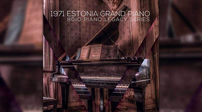 8Dio 1971 Estonia Grand Piano