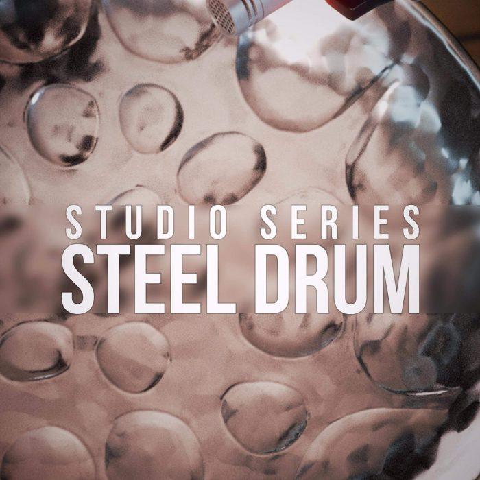 8Dio Productions Studio Steel Drum