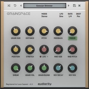 Audiority GrainSpace 1.1