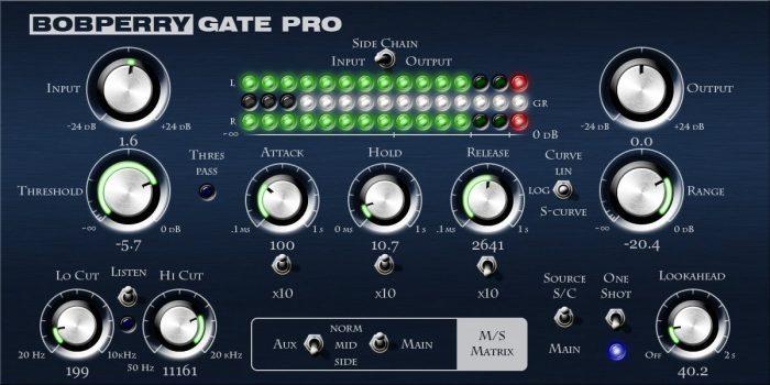 Bob Perry Gate Pro