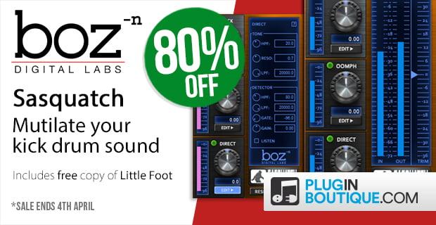 Boz Digital Labs Sasquatch sale