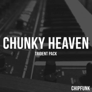 Chipfunk Chunky Heaven Trident Pack