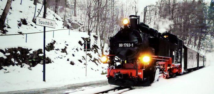 Detunized Ambisonic Steam Trains feat
