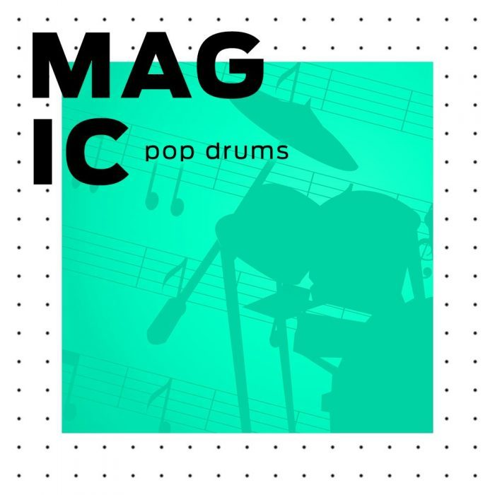 Diginoiz Magic Pop Drums