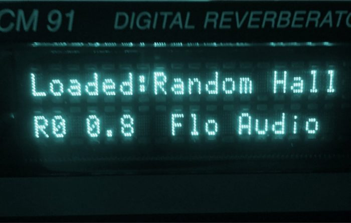 Flo Audio Lexicon PCM91 Halls