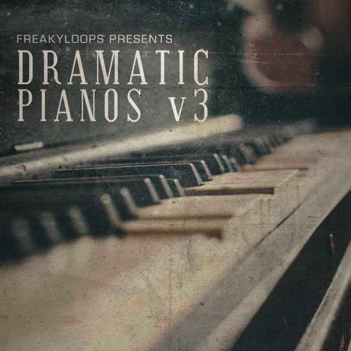Freaky Loops Dramatic Pianos Vol 3