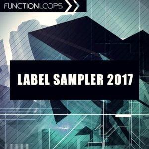 Function Loops Label Sampler 2017 Part 1
