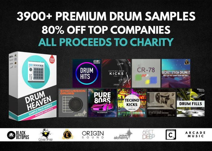 GiveGetWin Musician Drum Heaven 3