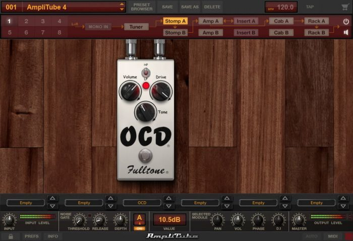 IK Multimedia Fulltone Collection OCD