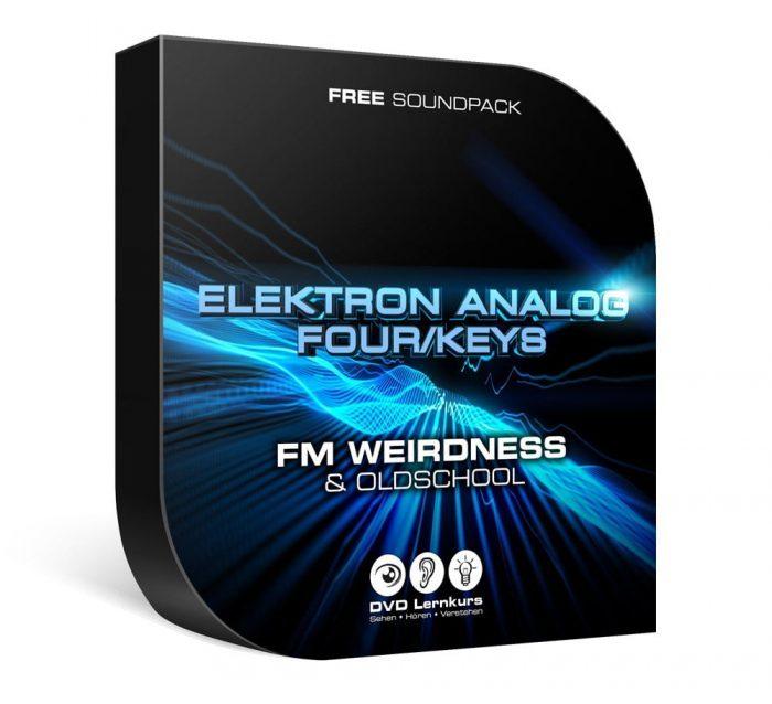 Kai Chonishvili FM Weirdness & Oldschool for Analog Four & Keys