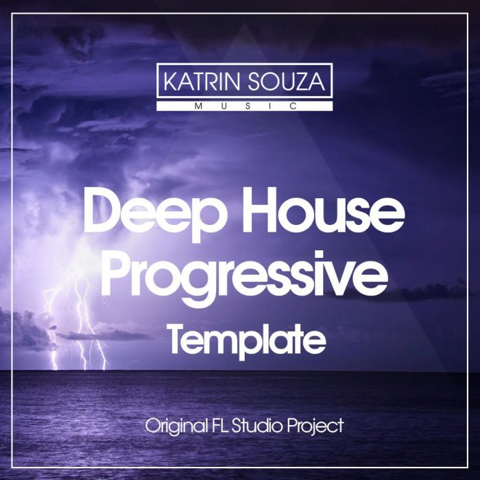 Katrin Souza Music Deep House Progressive Template