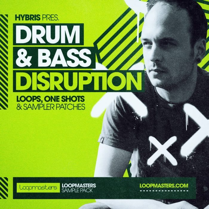 Loopmasters Hybris Drum & Bass Disruption