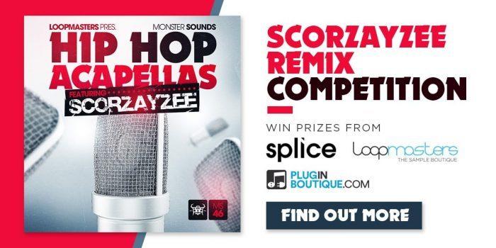 Loopmasters Scorzayzee Remix Competition