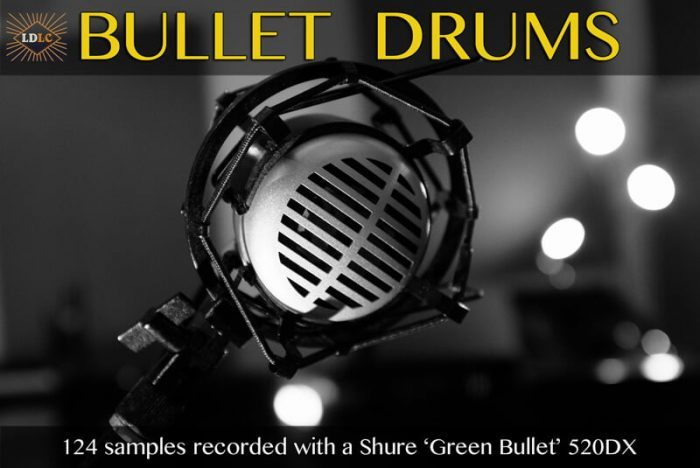 Loops de la Creme Bullet Drums