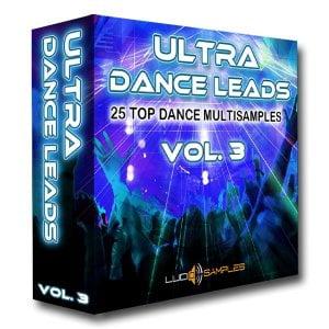 Lucid Samples Ultra Dance Leads Vol 3