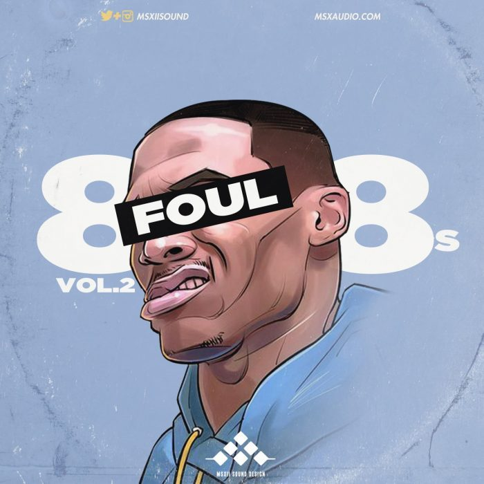 MSX Sound Design Foul 808s Vol 2