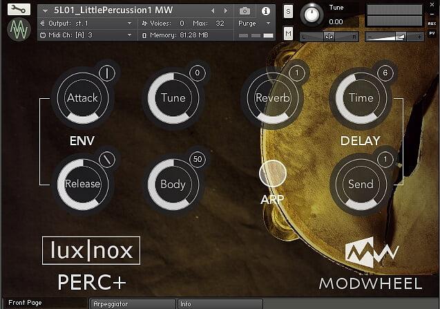 Modwheel PERC+ Redux 2