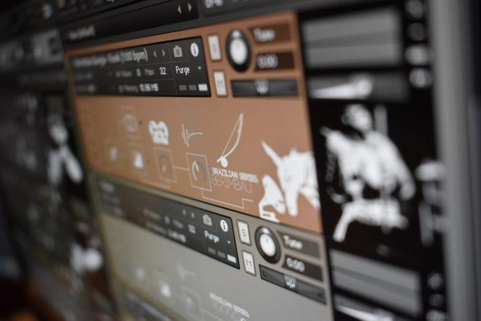 Muletone Audio Berimbau