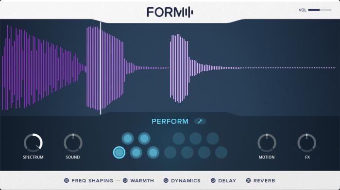 Native Instruments Form Perform