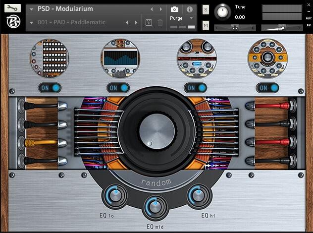 Particular Sound Modularium
