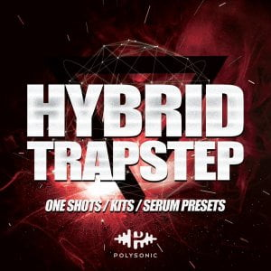 Hybrid Trapstep sample pack by Polysonic released
