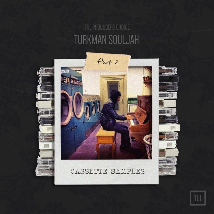 Producers Choice Turkman Souljah Cassette Samples Vol 2