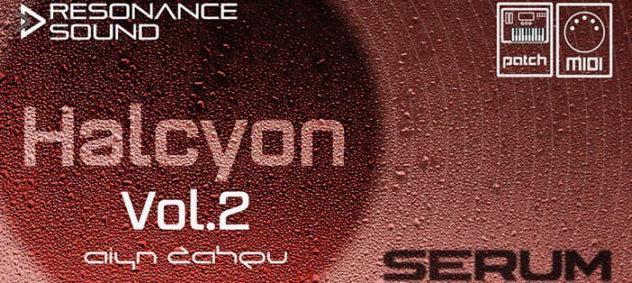 Resonance Sound Aiyn Zahev Halcyon Vol 2