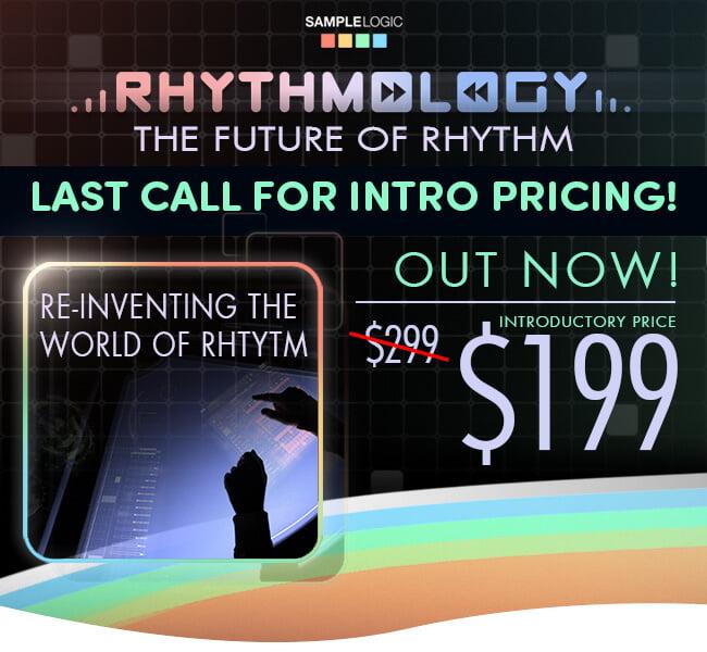 Sample Logic Rhythmology last call